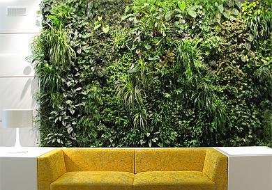 Вертикальные сады Майкла Хеллгрена