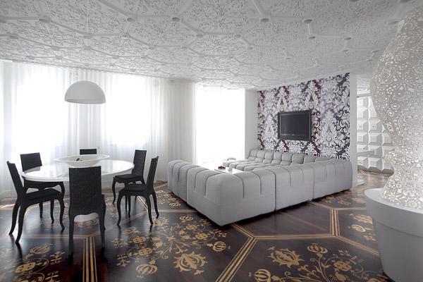 Интерьер квартиры в голландии дизайн