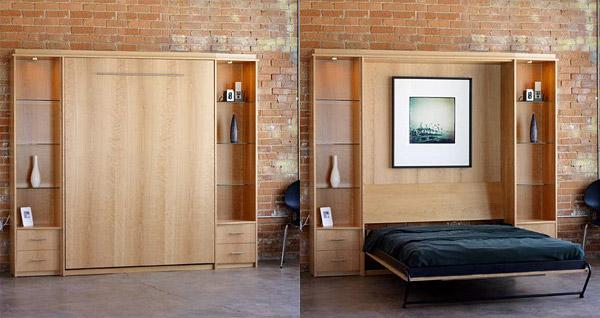 Мебельные трансформеры interior_19 - Интернет-журнал Furniteka.com