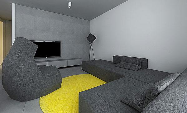 Классический дизайн интерьера гостиной