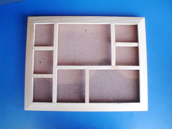 Рамка для стекла своими руками из дерева